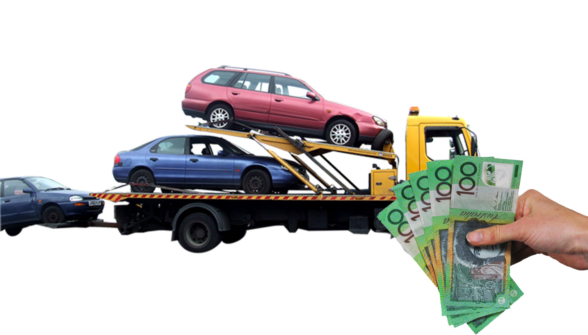 Getting Cash For Accident Cars